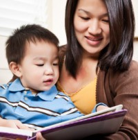 How do you read to your child?