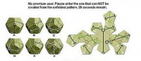 spatial reasoning Turing test