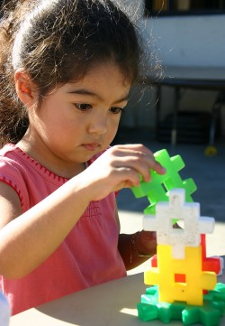 Learning to pay attention early leads to long-term academic success