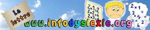site banner, www.infodyslexie.org