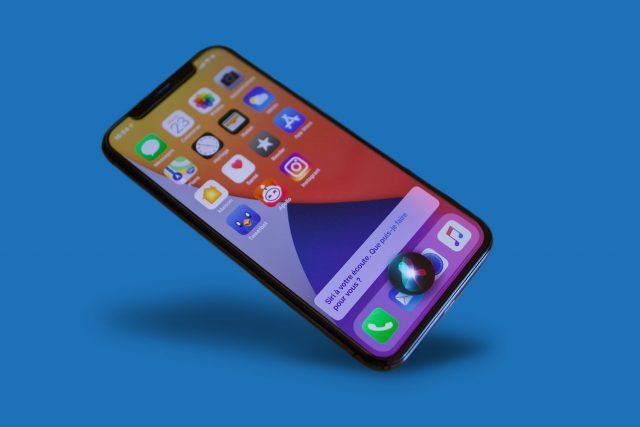 iphone With Siri